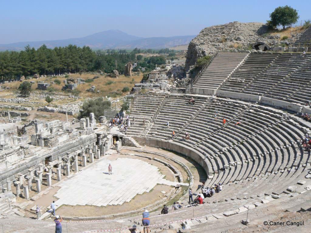 Efes Antik Tiyatrosu Caner Cangül Fotoğrafları