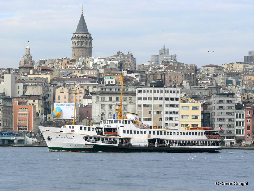 Şehit Necati Gürkaya Vapuru | Caner Cangül Fotoğrafları