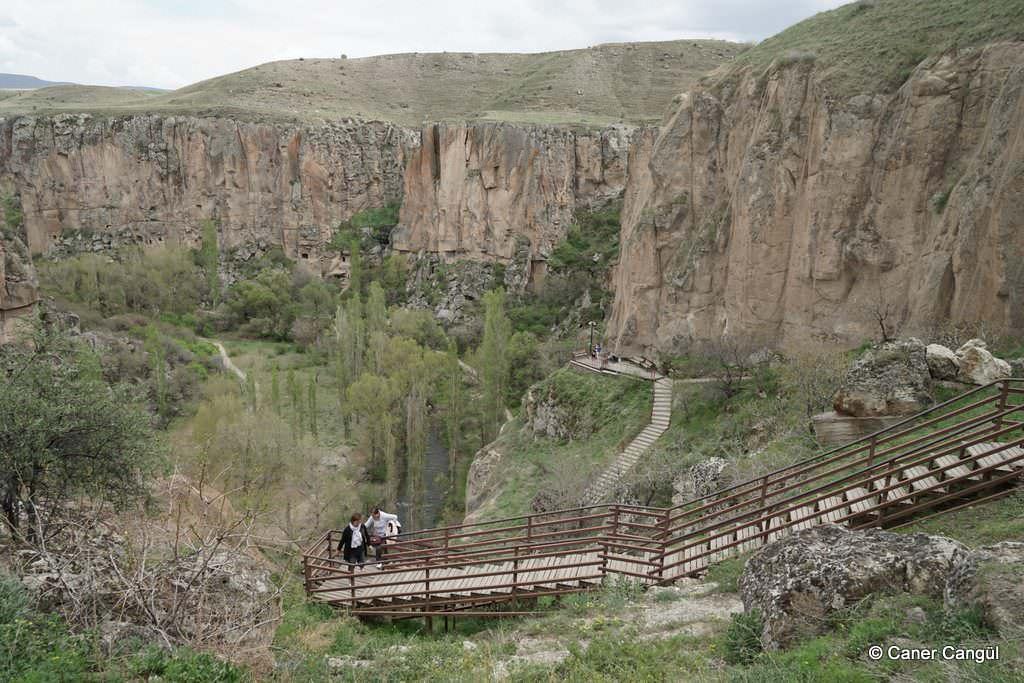 Ihlara Vadisi Merdivenleri