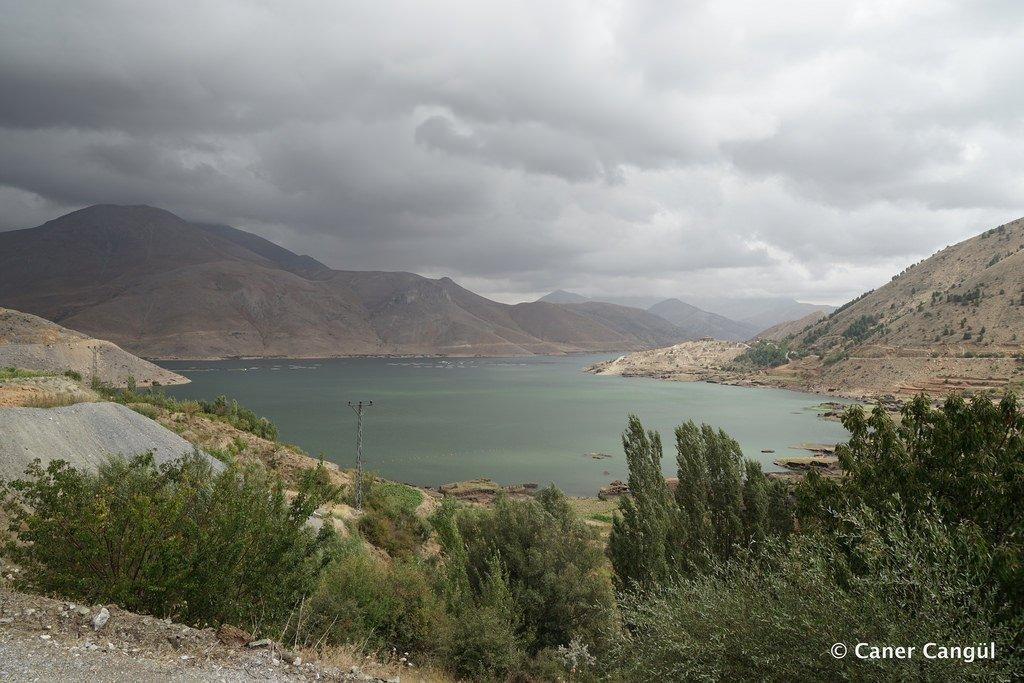 Çat Baraj Gölü - Çelikhan / Adıyaman | Caner Cangül Fotoğrafları