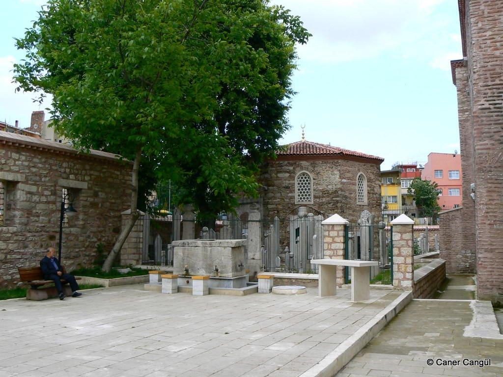 Küçük Ayasofya Camii Avlusu | Caner Cangül Fotoğrafları