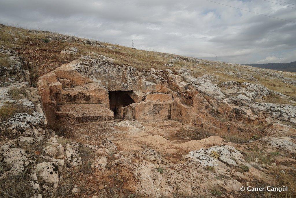 Perre Antik Kenti ve Kaya Mezarları | Caner Cangül Fotoğrafları