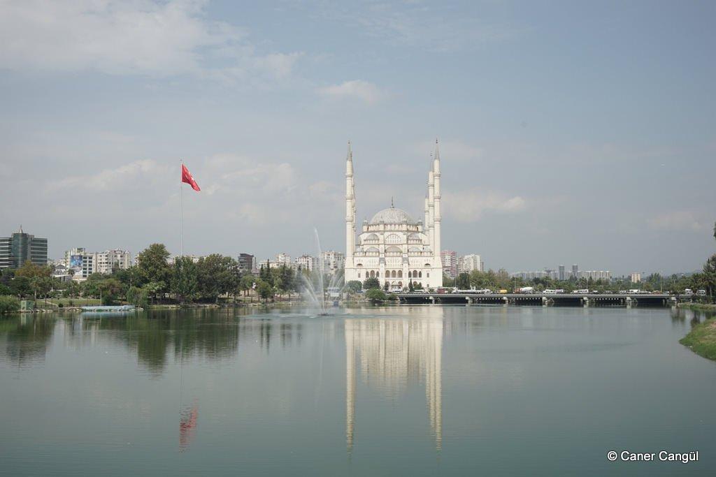 Sabancı Merkez Camii, Adana | Caner Cangül Fotoğrafları