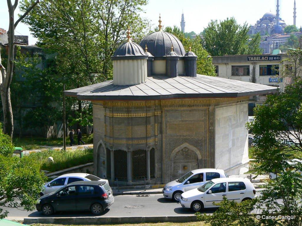 Saliha Sultan Sebili, Azapkapı | Caner Cangül Fotoğrafları