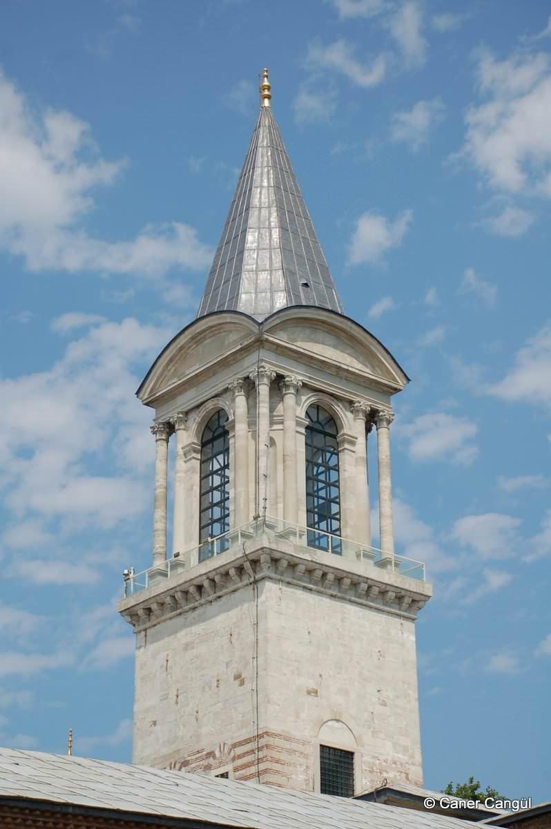 Topkapı Sarayı Adalet Kulesi | Caner Cangül Fotoğrafları