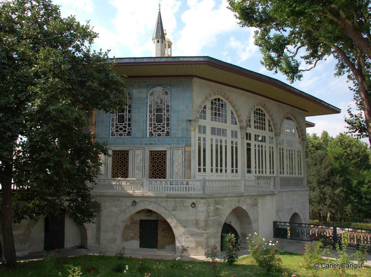 Topkapı Sarayı Bağdat Köşkü | Caner Cangül Fotoğrafları