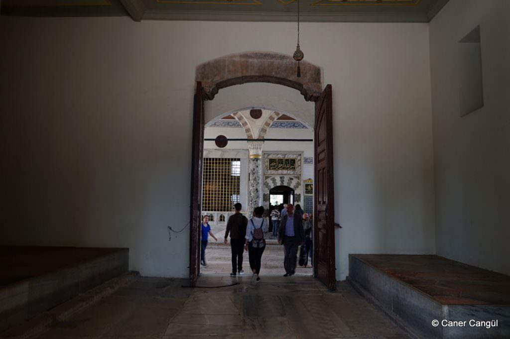 Topkapı Sarayı Babüssaade