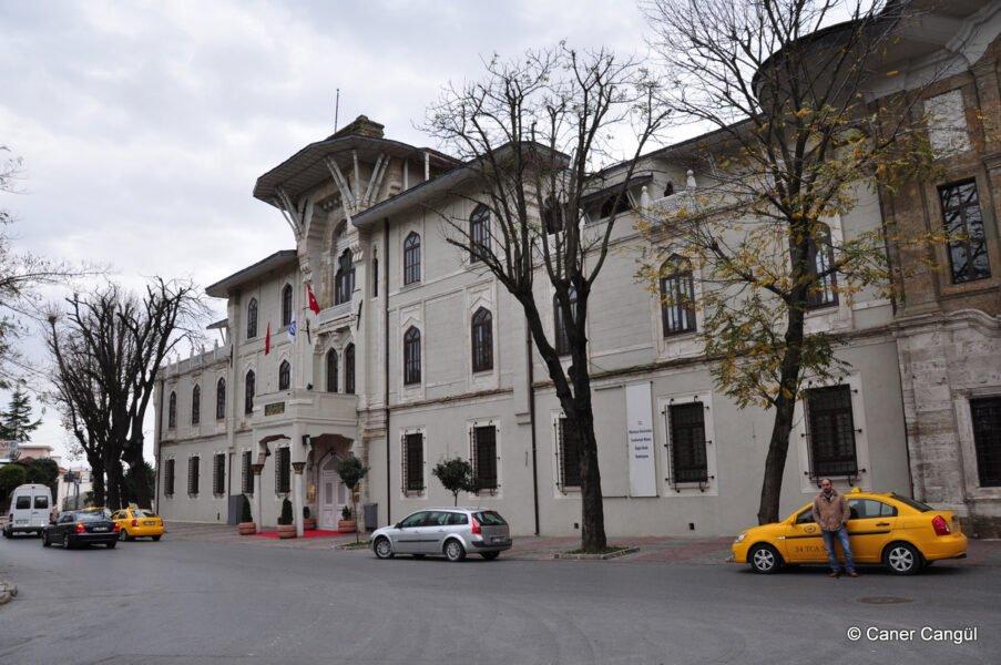 Ticaret Mektebi Binası